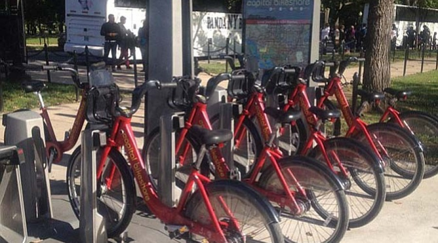 Capital Bikeshare To Connect Fairfax, Starting With Reston