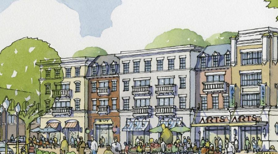 Herndon, Comstock Strike Deal on Town Center Project