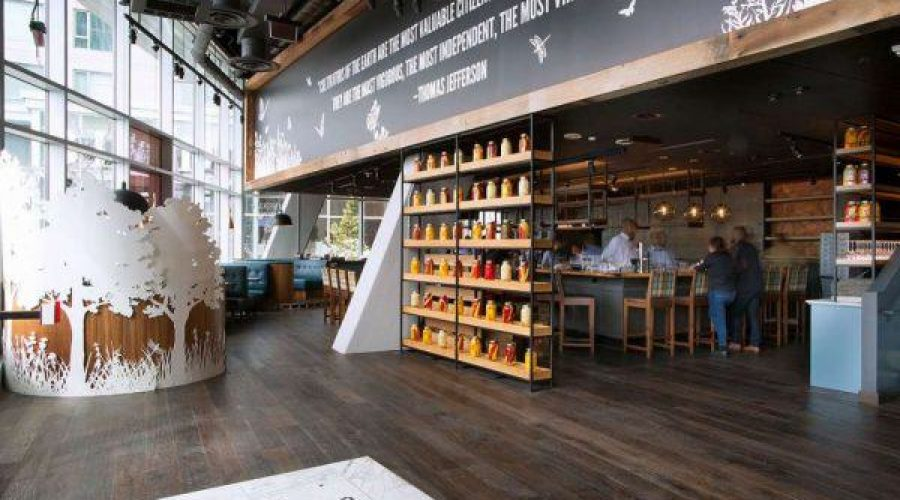 Now Open: Founding Farmers at Reston Station