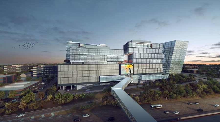 Comstock set to begin construction on $95M Reston Station office building