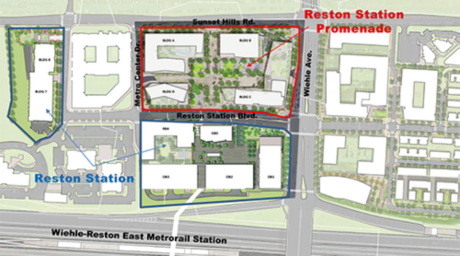 Massive Reston Station Expansion Coming Soon