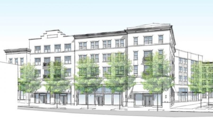 Downtown Herndon Redevelopment Construction Likely to Begin in Late 2019