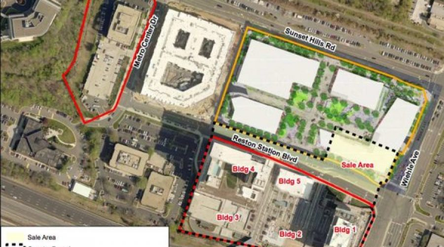County Looks to Sell Land to Comstock Near Wiehle-Reston East