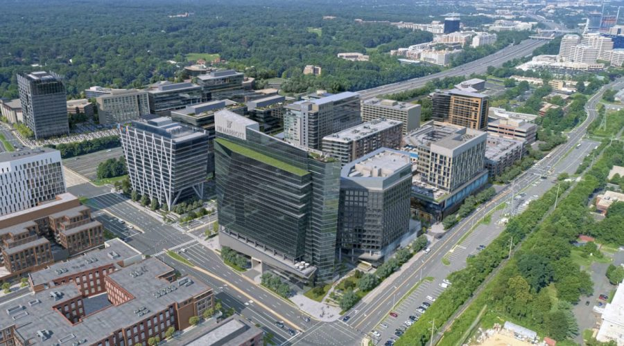 JW Marriott Coming to Reston Station in 2024